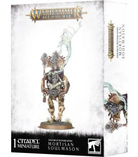 Warhammer Age of Sigmar: Ossiarch Bonereapers (Mortisan Soulmason)
