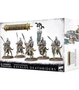 Warhammer Age of Sigmar: Ossiarch Bonereapers (Kavalos Deathriders)