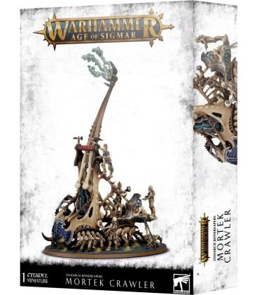 Warhammer Age of Sigmar: Ossiarch Bonereapers (Mortek Crawler)