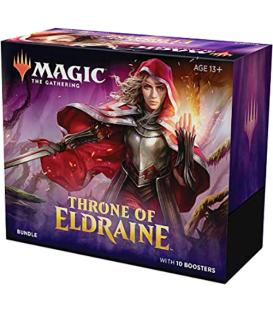 Magic the Gathering: Throne of Eldraine (Bundle Gift Editon) (Inglés)