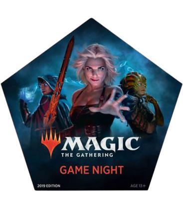 Magic the Gathering: Game Night 2019 Edition