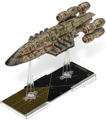 Star Wars X-Wing 2.0: Crucero C-ROC