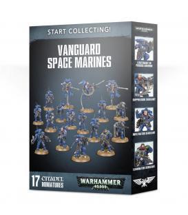 Warhammer 40,000: Vanguard Space Marines (Start Collecting)