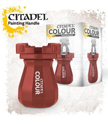 Painting Handle (Red)