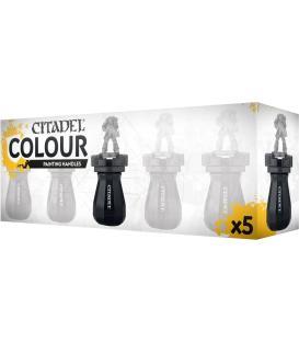 Colour Painting Handles (x5)