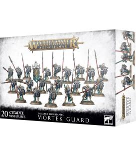 Warhammer Age of Sigmar: Ossiarch Bonereapers (Mortek Guard)