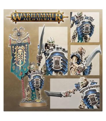 Warhammer Age of Sigmar: Ossiarch Bonereapers (Mortek Guard)