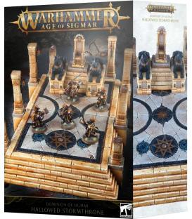 Warhammer Age of Sigmar: Dominion of Sigmar (Hallowed Stormthrone)