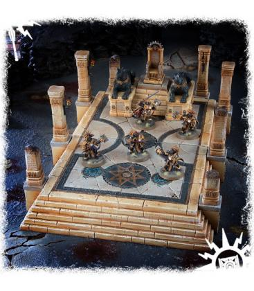 Warhammer Age of Sigmar: Dominion of Sigmar (Hallowed Stormthrone)