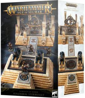 Warhammer Age of Sigmar: Dominion of Sigmar (Penumbral Stormvault)
