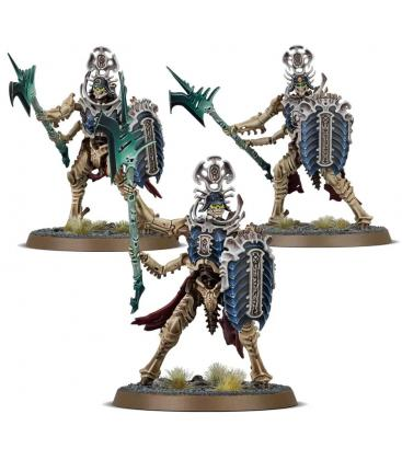Warhammer Age of Sigmar: Ossiarch Bonereapers (Necropolis Stalkers)