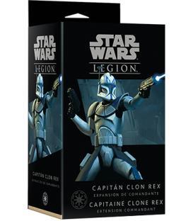 Star Wars Legion: Capitán Clon Rex
