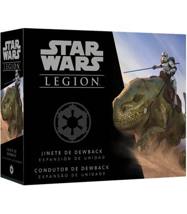 Star Wars Legion: Jinete de Dewback