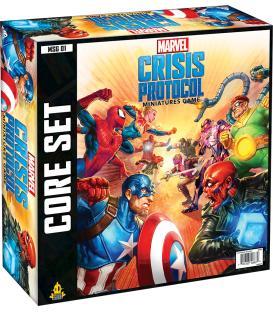 Marvel: Crisis Protocol (Inglés)