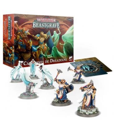 Warhammer Underworlds Beastgrave: Campeones de Dreadfane