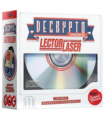Decrypto: Lector Láser