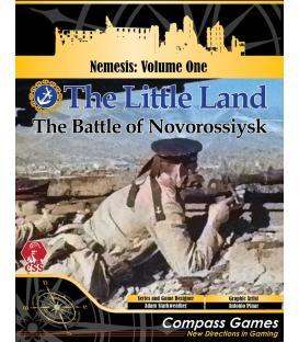 The Little Land: The Battle of Novorossiysk (Inglés)