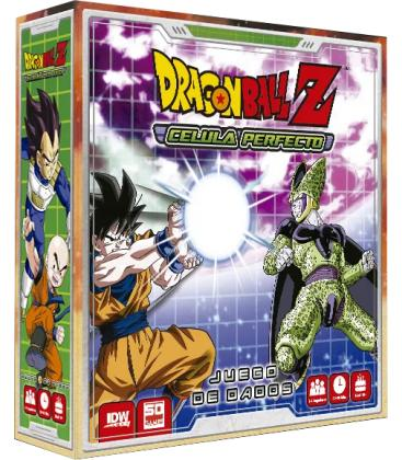 Dragon Ball Z: Célula Perfecto