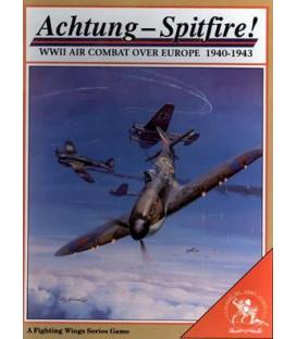 Achtung - Spitfire!: WWII Air Combat over Europe 1940-1943 (Inglés)
