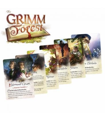 The Grimm Forest: Set de Cartas Promo