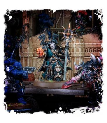 Warhammer 40.000: Chaos Space Marines (Sorcerer)