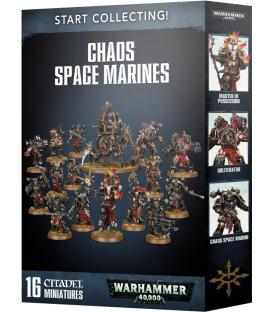 Warhammer 40,000: Chaos Space Marines (Start Collecting!)