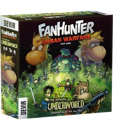 Fanhunter: Urban Warfare The Sequel (Underworld)