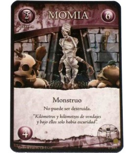 GDM: Momia