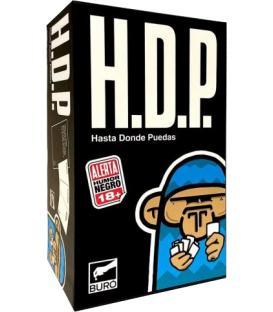 H.D.P. Hasta Donde Puedas
