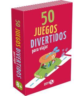 50 Juegos Divertidos para Viajar