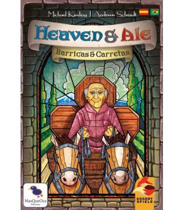 Heaven & Ale: Barricas & Carretas
