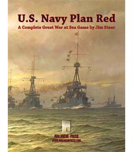 Great War at Sea: U.S. Navy Plan Red (Inglés)