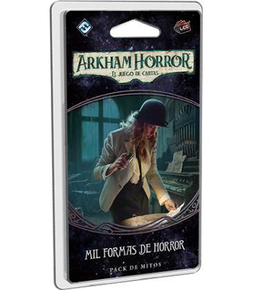 Arkham Horror LCG: Mil Formas de Horror / Los Devoradores de Sueños 2