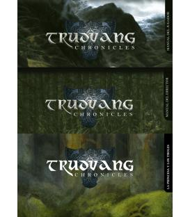 Trudvang Chronicles: Pack Manual del Jugador + Manual del Director + Aventura