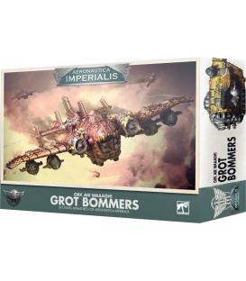 Aeronautica Imperialis: Ork Air Waaagh! (Grot Bommers)