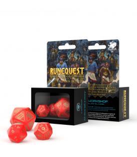 Q-Workshop: Runequest Expansion (Red & Gold)