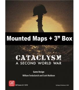 Cataclysm A Second Word War: Mounted Maps (Inglés)