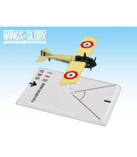 Morane-Saulnier Type N - Gilbert WGF107B