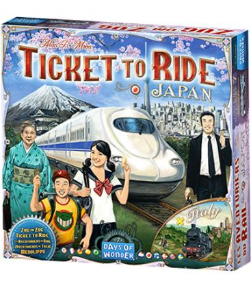 Aventureros al Tren!: Japón + Italia