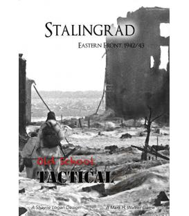Old School Tactical: Stalingrad (Inglés)
