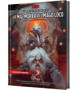 Dungeons & Dragons: Waterdeep - La Mazmorra del Mago Loco