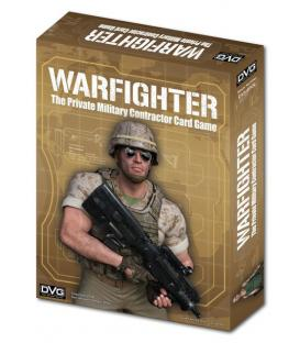 Warfighter: The Modern Private Military Contractor Card Game
