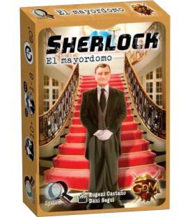 Q Serie Sherlock: El Mayordomo