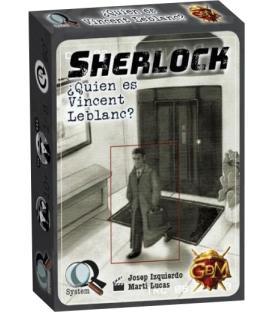 Q Serie Sherlock: ¿Quién es Vincent Leblanc?