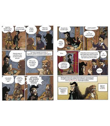 Libro-Juego 11 - Sherlock Holmes & Moriarty Asociados