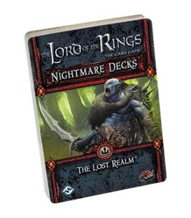 Nightmare Deck: The Lost Realm (Inglés)