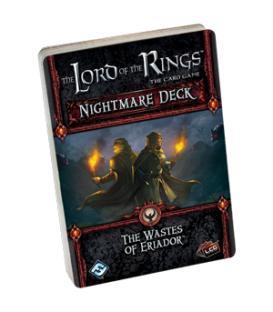 Nightmare Deck: The Wastes of Eriador (Inglés)