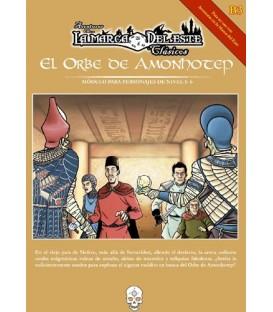 Aventuras en la Marca del Este: El Orbe de Amonhotep
