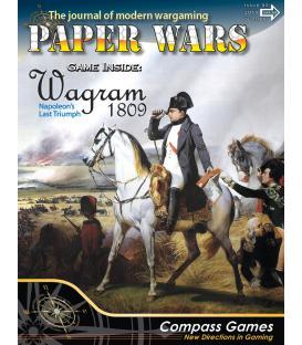 Paper Wars 93: Wagram 1809 - Napoleon's Last Triumph (Inglés)