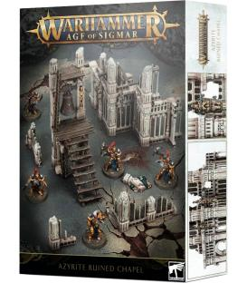 Warhammer Age of Sigmar: Azyrite Ruined Chapel
